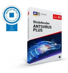Bitdefender Antivirus Plus 2019 1PC 1jaar