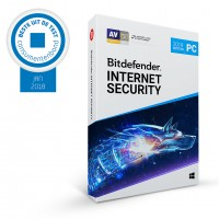 Bitdefender Internet Security 2019 5PC 1jaar