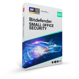 Business IT Security: Bitdefender Small Office Security | 10Devices| 1Year
