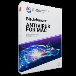 Beveiliging: Bitdefender Antivirus 2020 | 1Mac | 3jaar | Mac