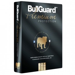 Beveiliging: BullGuard Premium Protection 3apparaten 1jaar