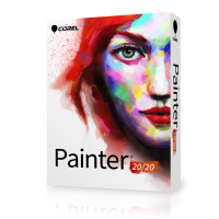 Multimedia: Corel Painter 2020 PC/MAC