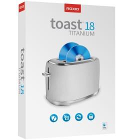 Corel Roxio Toast 18 Titanium - 1 MAC - Multi Language