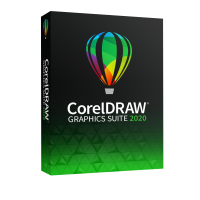 Multimedia: CorelDRAW Graphics Suite 2020 - Windows