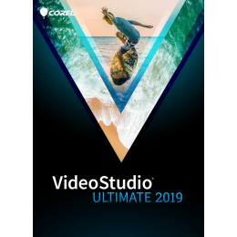 Multimedia: Corel Videostudio Ultimate 2019