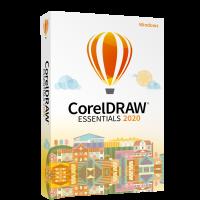 Multimedia: CorelDraw Essentials 2020 - Windows