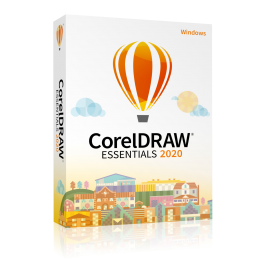 Multimedia: CorelDraw Essentials 2020 - Windows