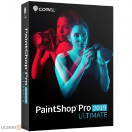 Multimedia: Corel PaintShop Pro 2019 Ultimate