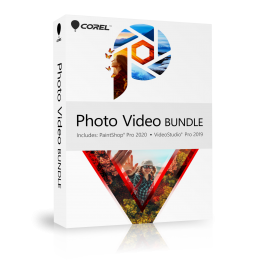 Multimedia: Corel Photo Video Suite bundle 2020