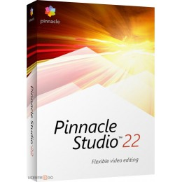 Video editing: Corel Pinnacle Studio 22 Standard