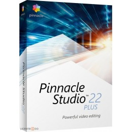 Multimedia: Corel Pinnacle Studio 22 Plus