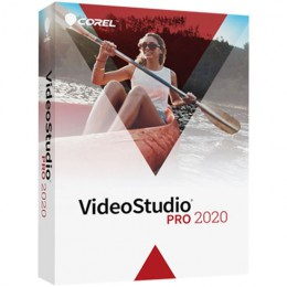 Video editing: Corel VideoStudio Pro 2020