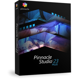Video editing: Corel Pinnacle Studio 23 Plus