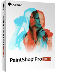 Multimedia: Corel PaintShop Pro 2019