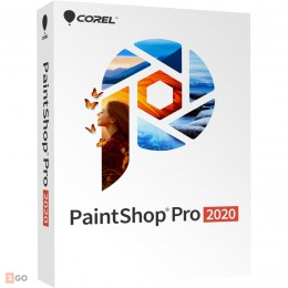 Multimedia: Corel PaintShop Pro 2020 Standard