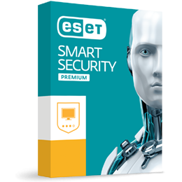 Beveiliging: ESET Smart Security Premium Multi Device 4Apparaten 1Jaar 2019