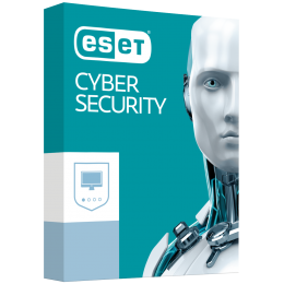 Security: ESET Cyber Security 2MACs 1Year Renewal