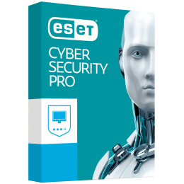 Beveiliging: ESET Cyber Security Pro 1Mac 1Jaar Verlenging 2019