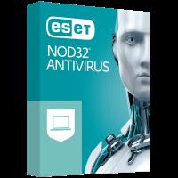 ESET NOD32 Antivirus 1PC 1Year