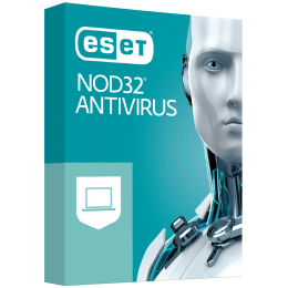 Security: ESET NOD32 Antivirus 1PC 1Year Renewal