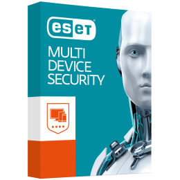Totaalbeveiliging: ESET Multi-Device 2018 5Devices 1Jaar