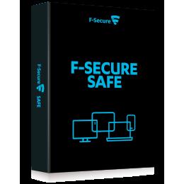 Beveiliging: F-Secure SAFE 2-Device 2jaar