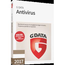 G Data Antivirus 1PC 1jaar