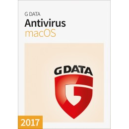 G Data Antivirus voor Mac 3PC 1jaar