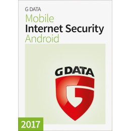 G Data Internet Security voor Android 1-Device 1jaar