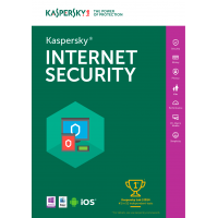 Kaspersky Internet Security Multi-Device 10-Devices 1jaar