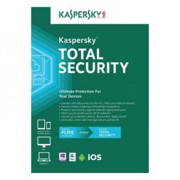 Kaspersky Total Security 3PC 1jaar