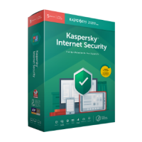 Kaspersky Internet Security 5Apparaten 1jaar 2020