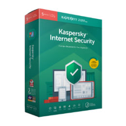 Kaspersky Renewal: Kaspersky Internet Security 5Devices 1year