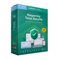Security: Kaspersky Total Security 2020 5Devices 2years