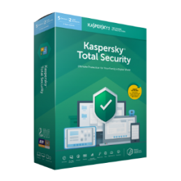 Kaspersky Renewal: Kaspersky Total Security 2019 1Device 1year
