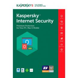 Kaspersky Internet Security 1-Apparaat 1jaar