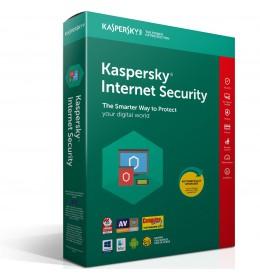 Kaspersky Internet Security Multi-Device 3-Devices 1jaar