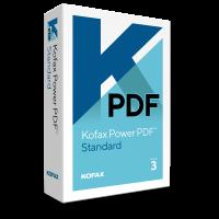 PDF processing(and OCR): Nuance Power PDF Standard 3.0 1PC Windows