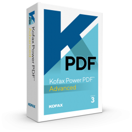 Business: Kofax Power PDF Advanced 1PC Windows