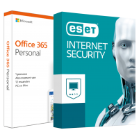 Voordeelbundel: Office 365 Home + ESET Multi Device Security 5 devices 1 year