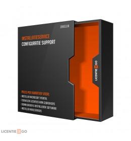 Installatieservice - Config Support (prijs per kwartier)