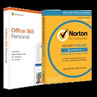 Voordeelbundel: Office 365 + Norton Security Standard