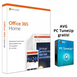 Office products: Microsoft Office 365 Home 5PC 1Year