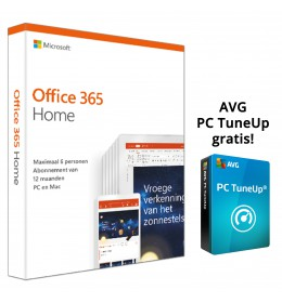 Microsoft Office 365 Home 5PC 1Year