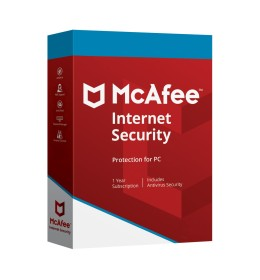 McAfee Internet Security 3PC 1jaar
