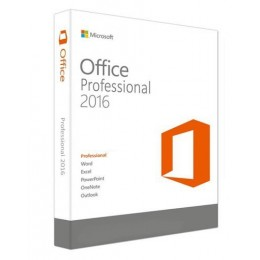 Microsoft Office 2016 Professional 1PC