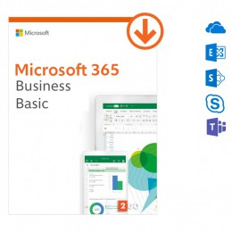Office 365 Business: Microsoft 365 Business Basic monthly subscription 1 user
