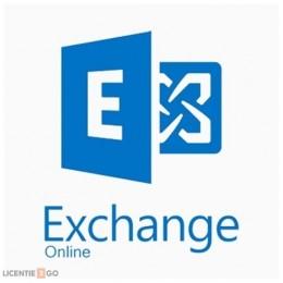 Office voor bedrijven: Microsoft Exchange Online Abonnement - Plan 1