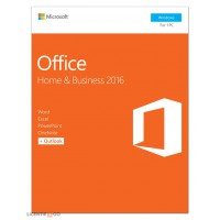 Microsoft Office 2016 Home & Business 1PC Windows