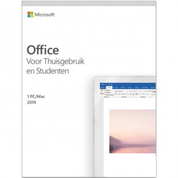 Office for home use: Microsoft Office 2019 Home & Student Windows + Mac